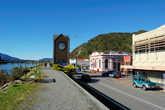 Греймут. На западном побережье Новой Зеландии