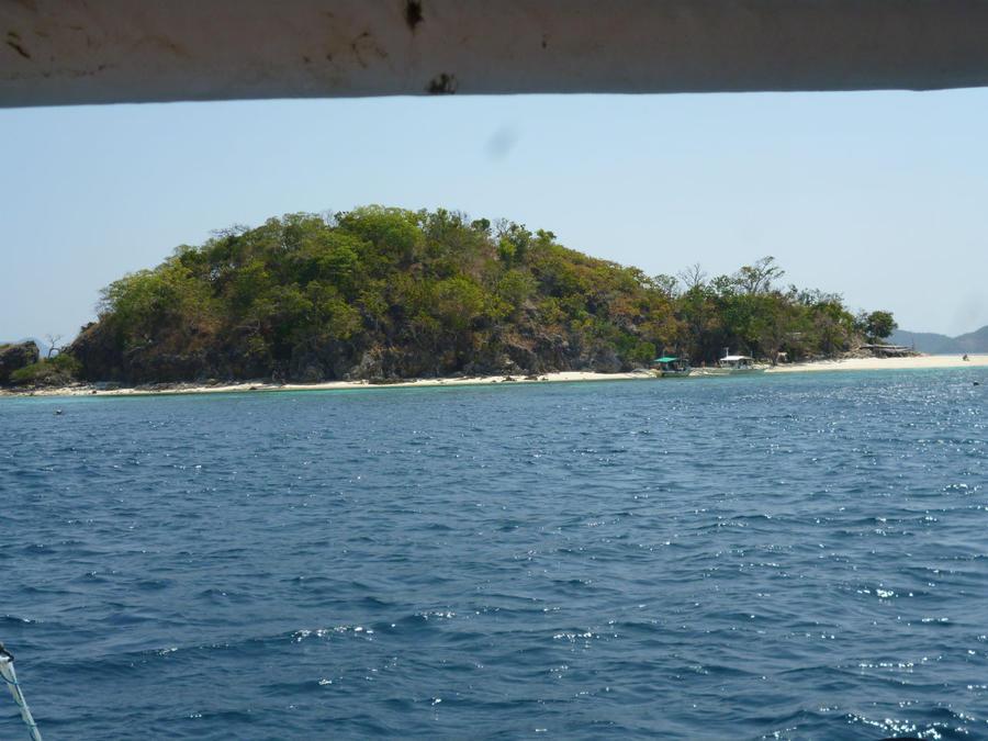 Край орущих петухов. Бусуанга/Корон. Второй тур по островам. Корон, остров Бусуанга, Филиппины