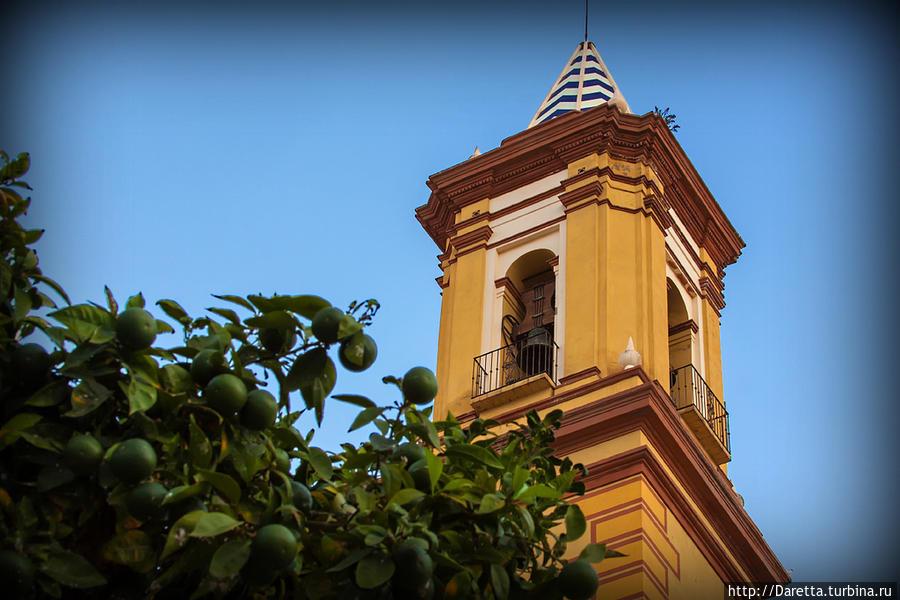 Искусство любить свой город Эстепона, Испания