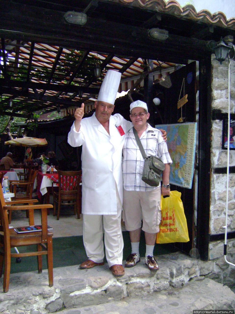 Прикосновение к дяде Жоре из КГБ сулит обед в его ресторане