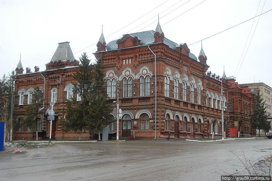 Здание городской управы Аткарск, Россия