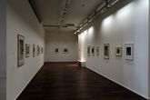 Выставка Мексиканских художников. Первый этаж музея
