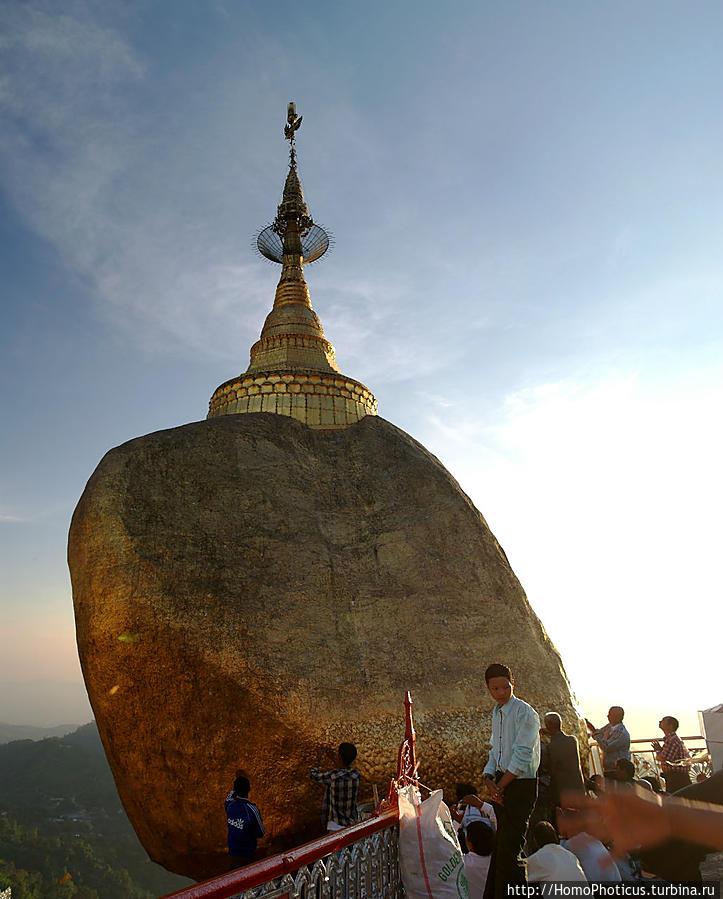 Пагода Чайтхиё Чайтхиё, Мьянма
