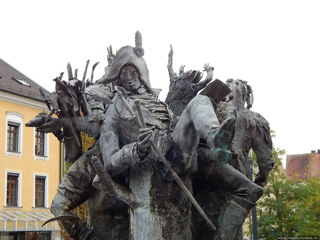 Исторический центр города Кам Кам, Германия