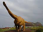 палеонтологический музей в области Раса-де-Сан-Тельмо муниципалитета Колунга, Астурия, Испания. Расположен на горе Раса-де-Сан-Тельмо. Из музея видны, в частости, Бискайский залив, Сьерра-дель-Сьеве и Пикус-де-Европа.