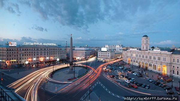 Площадь Восстания Санкт-Петербург, Россия