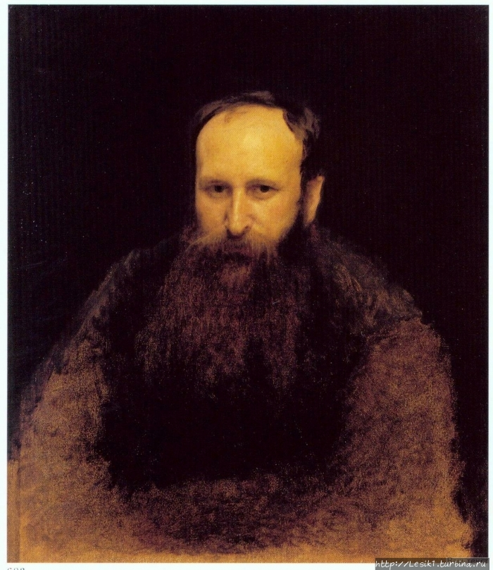 И. Красмской. Портрет В.В