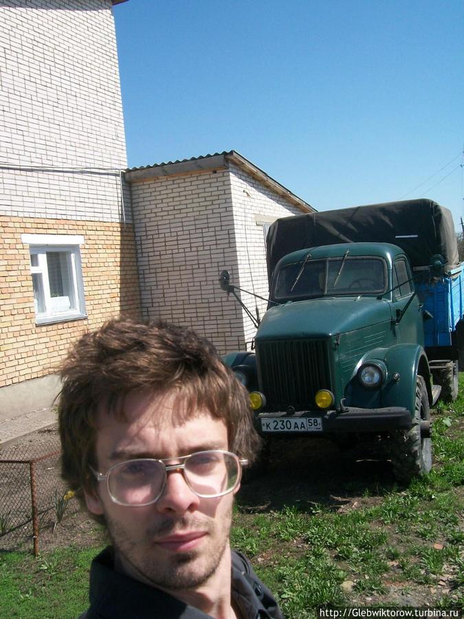 Прогулка по Пензе накануне Дня Победы Пенза, Россия