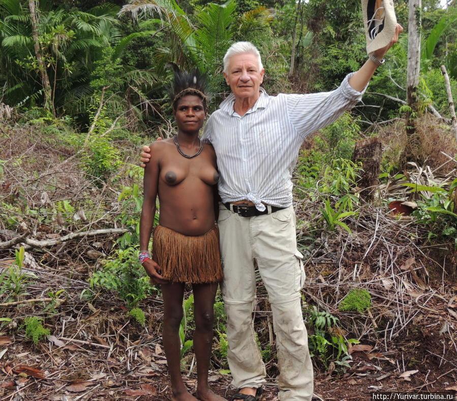 порно аборигены в джунглях