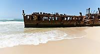 #5 Maheno Shipwreck