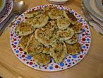 Оладьи из цветной капусты — чешское национальное блюдо