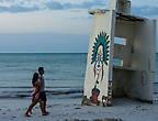 Прогулки вдоль пляжа, остров Холбош