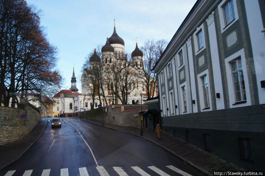 Таллин. Обзорная экскурсия / Tallinn. Sightseeing