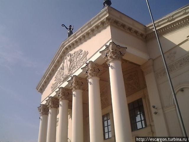 Театр оперы и балета на п