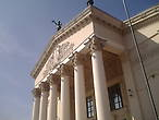 Театр оперы и балета на площади Ленина