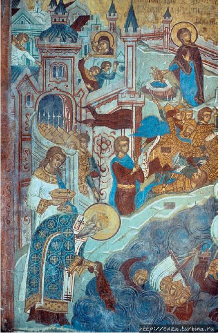 Чудесное спасение Констан