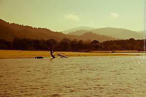 Раннее утро на южной Сумбаве