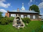 Восстановленный дом Евдокии Лопухиной