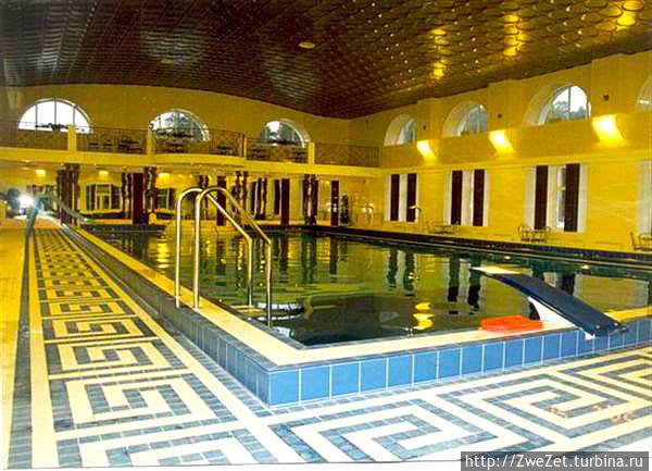 бассейн санатория (фото из интернета)