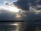 Река уносит свои воды к Черному морю