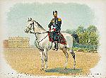Император Николай Второй на белом коне (фото из Интернета)