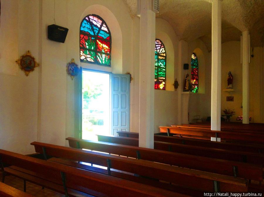 Сохраненная Богом Сент-Роз, Реюньон