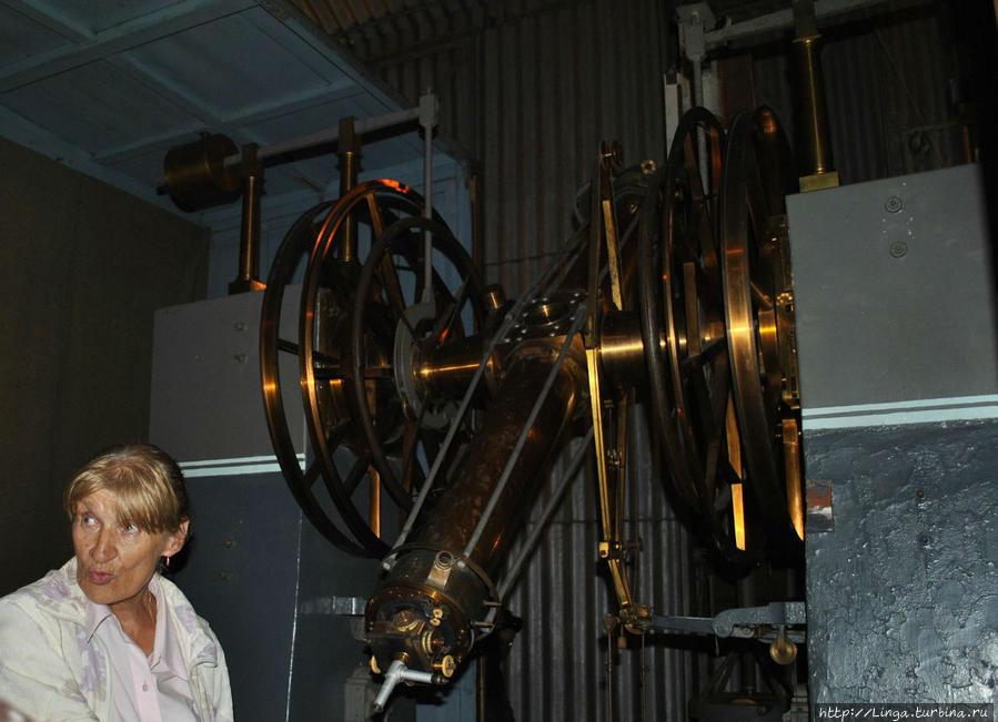 Меридианный круг Репсольда Энгельгардтовской обсерватории остаётся до сих пор рабочим инструментом и имеет огромную историческую ценность.