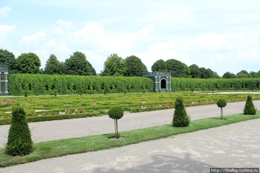 Сад наследного принца