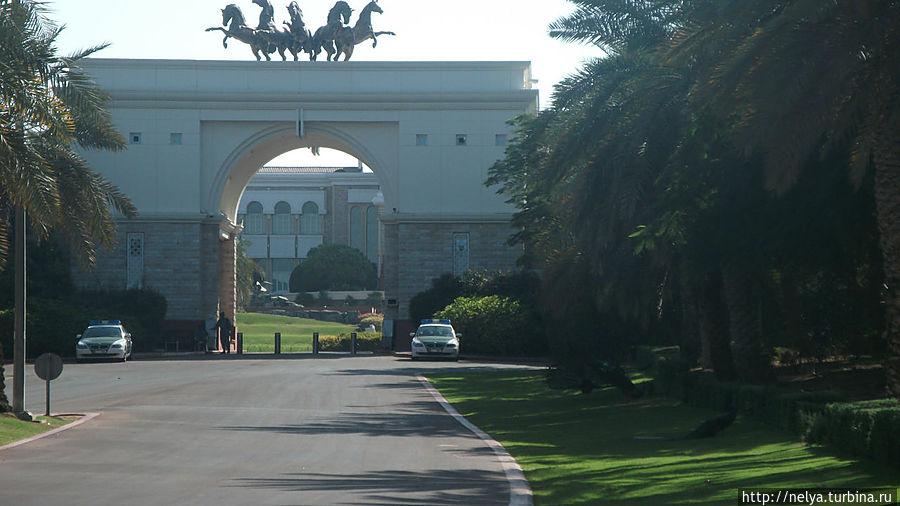 Дворец шейха Мухаммеда -правителя Дубая