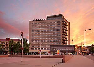 Отель Паневежи