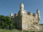Керчь. Турецкая трехсотлетняя крепость Ени-Кале
