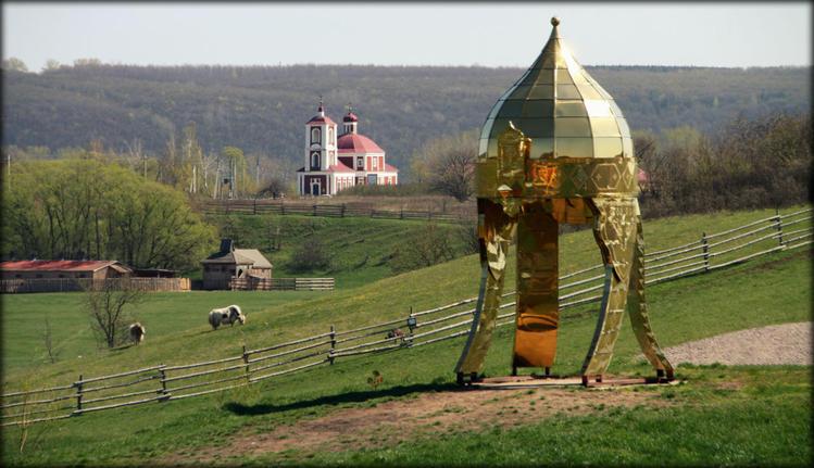 кудыкина гора липецкая область фото