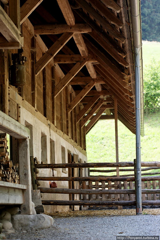 Здание скотного двора 173