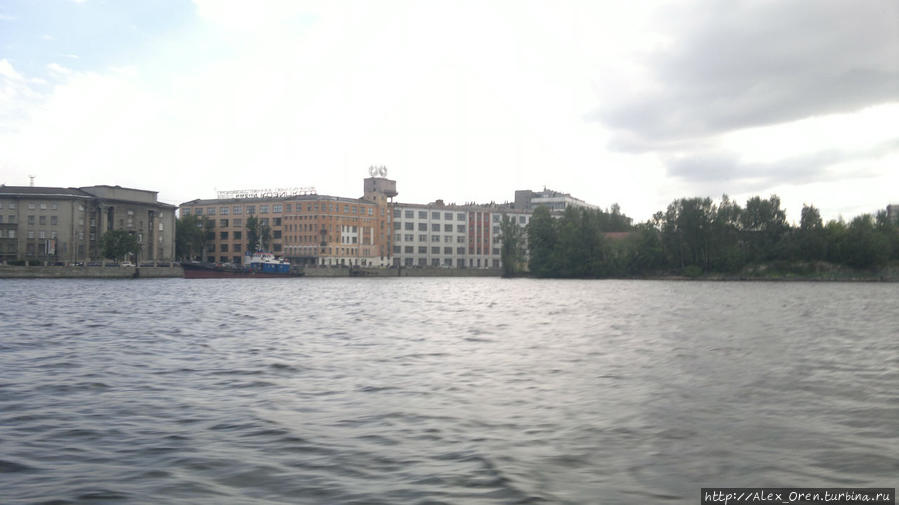 наб. Макарова, завод Козицкого