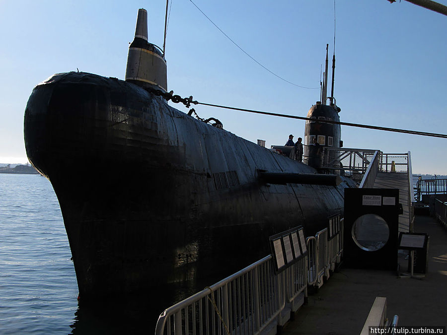Советская подводная лодка. До ужаса тесная внутри!!!