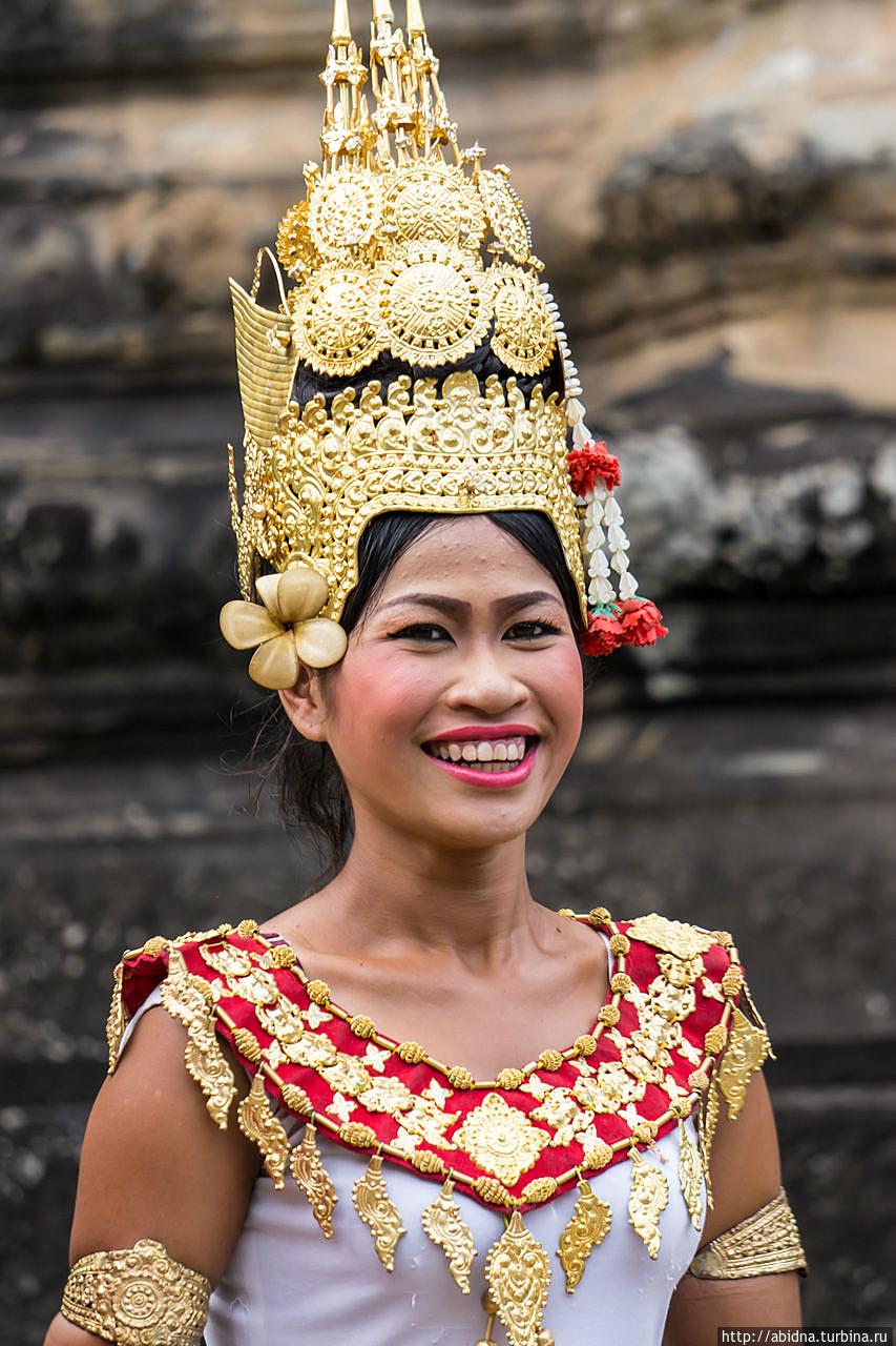 Камбодж фото девушек