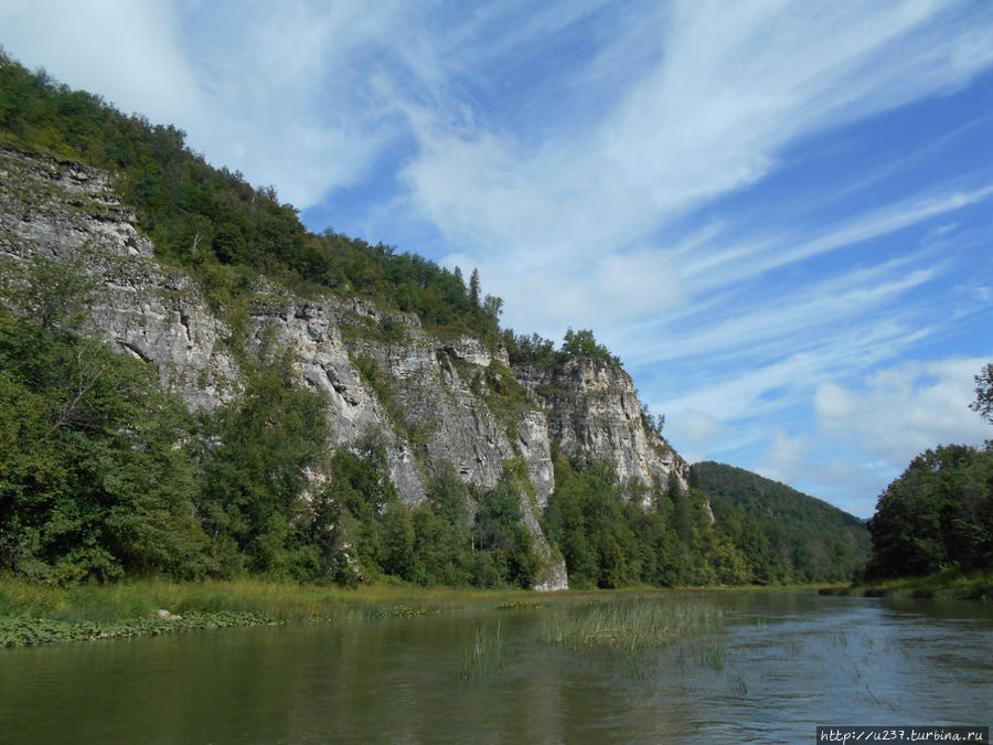 река Зилим, Башкирия