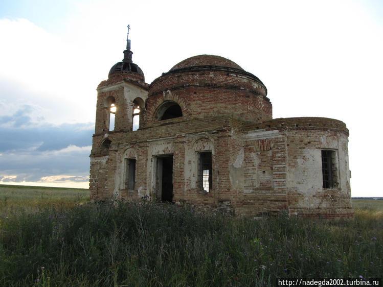 Церковь князя Оболенского