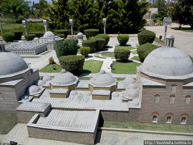 Султанские бани