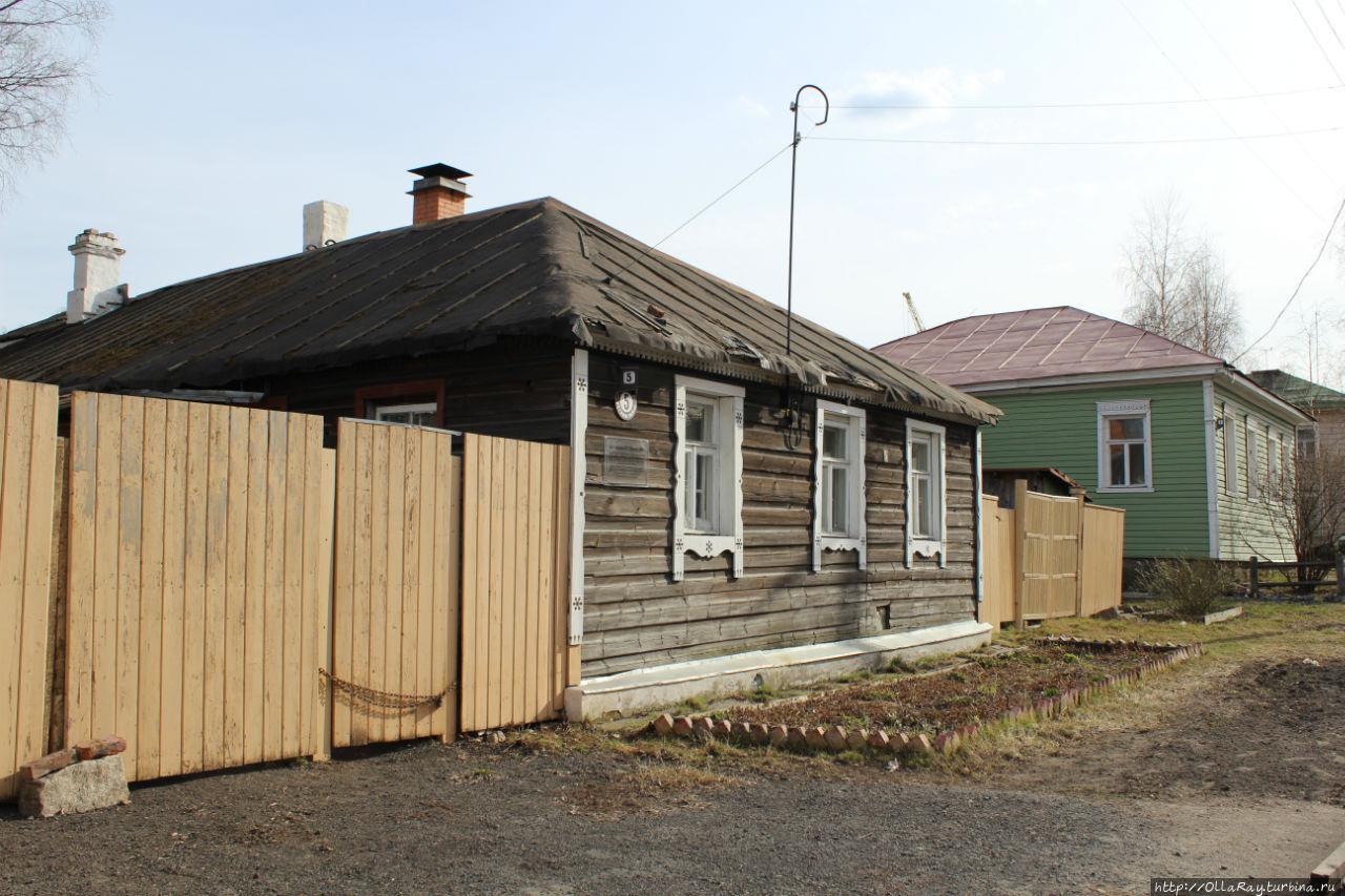 Жилой дом Букина (1848г)