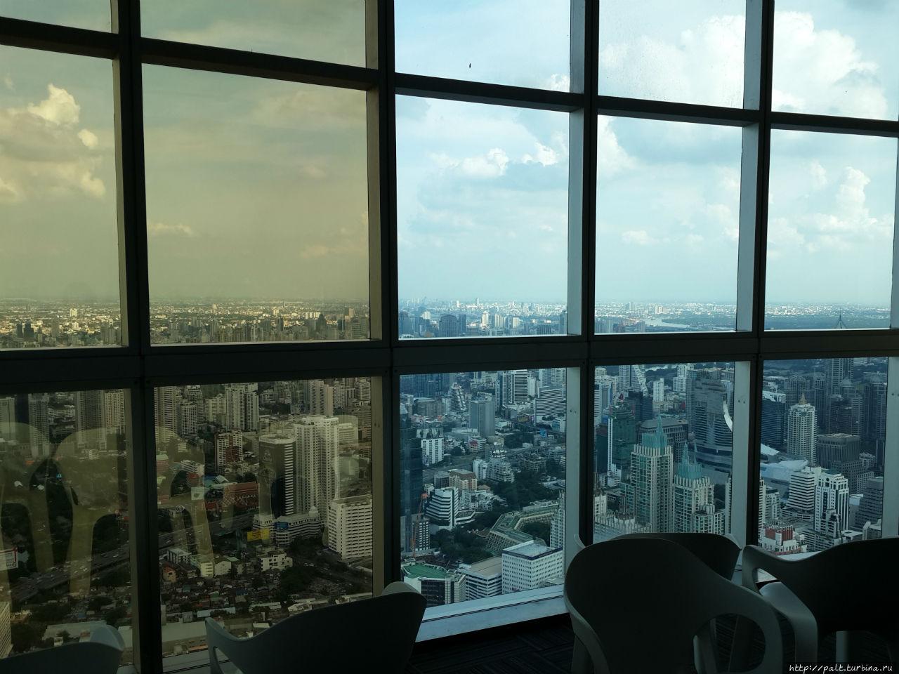 84 этаж Башни Байок. Крас