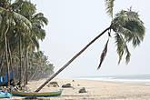 Индийский Океан, штат Керала — бескрайние дикие пляжи