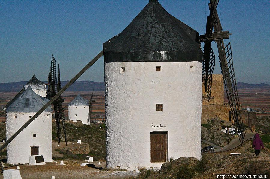Парад Белых Великанов или с чем сражался Дон Кихот Консуэгра, Испания