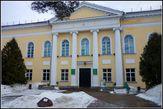 Концертный зал Калужского областного музыкального училища им. С. И. Танеева (Бывший клуб железнодорожников), 1950-е гг.