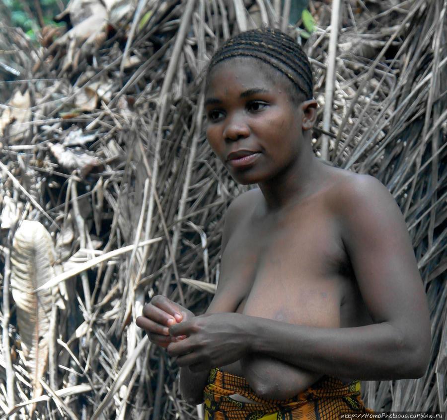 Маленькие люди Джа Заповедник, Камерун