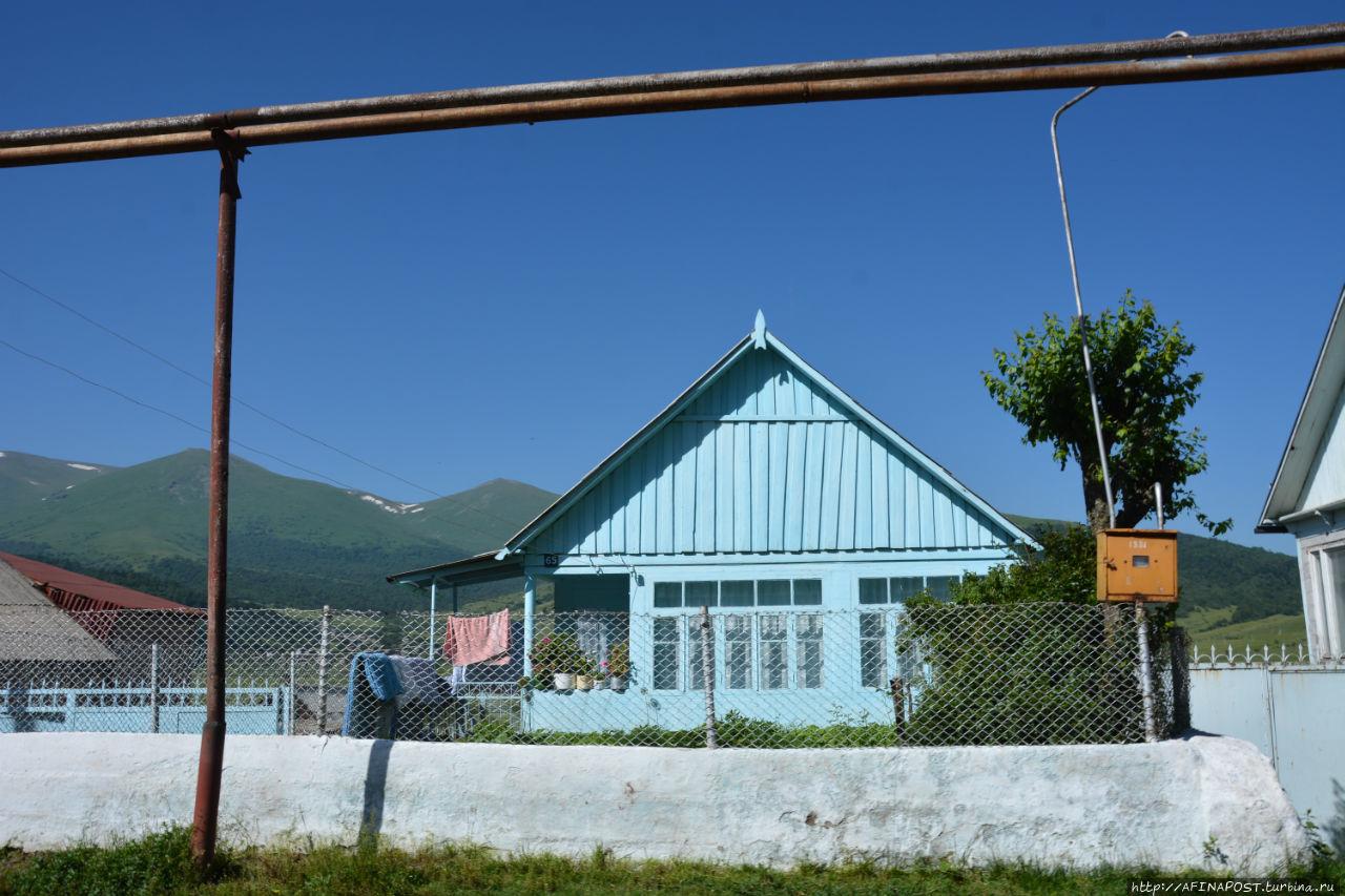 Лермонтово и Фиолетово — деревни русских молокан в Армении Лермонтово, Армения