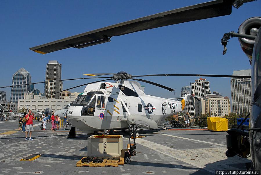 В некоторые вертолёты можно зайти вовнутрь.