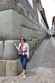 Остатки храмовой стены инков — теперь основа для зданий и соборов в Куско