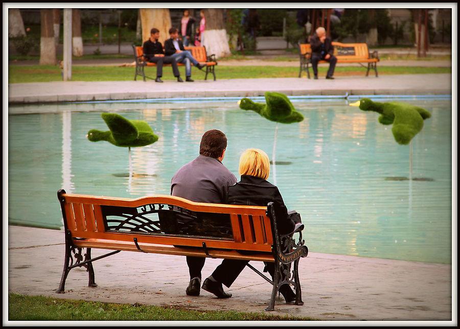 Обычные люди — Ереван Ереван, Армения