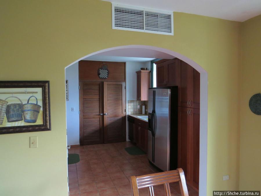 Кухня Лукильо, Пуэрто-Рико (США)